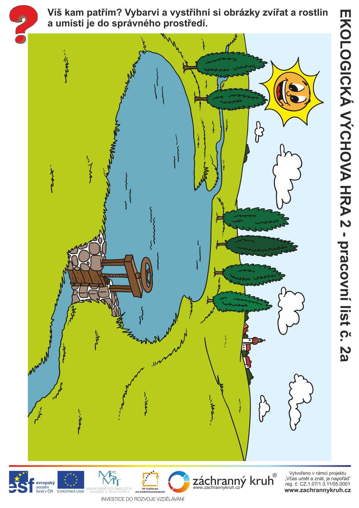 Ekologicka Vychova Kde Bydli Zachranny Kruh